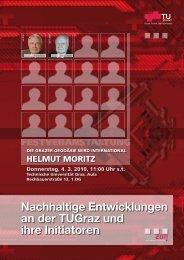 Teil 1 - Helmut Moritz