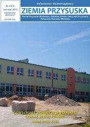 Ziemia Przysuska Nr 6(18) - Starostwo Powiatowe w Przysusze