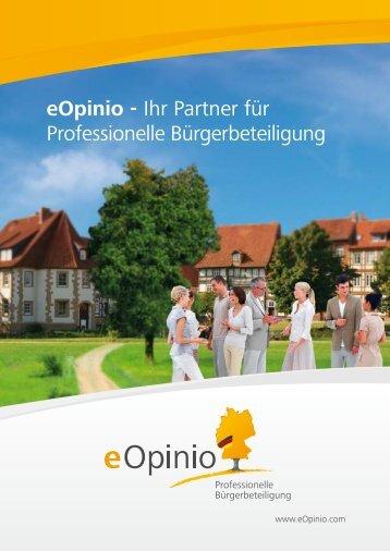 Katalog - eOpinio