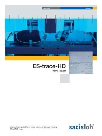 ES-trace-HD - Satisloh