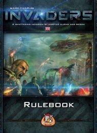 Rulebook - White Goblin Games