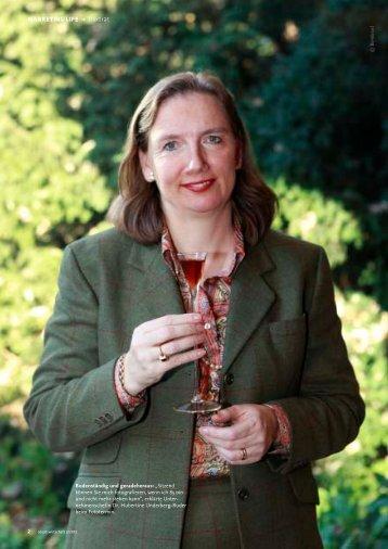 Marketing Life Porträt - Bettina Dornberg