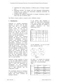 Exergetic analyses applied in Pilot Plant for Tritium and ... - Wseas.us - Page 2