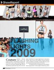 flashing lights 2009 - OTC Beauty Magazine