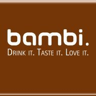 bambi cocktails. - Cocktailbar