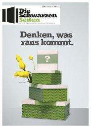 1 März 2010 /PDF - Die Schwarzen Seiten