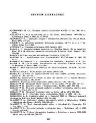 .SEZNAM LITERATURY