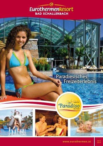 Paradiesisches Freizeiterlebnis Paradiesisches Freizeiterlebnis