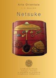 Netsuke - n. 14 - La Galliavola - Arte Orientale