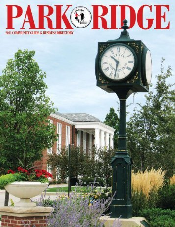 2011 Park Ridge Community Guide - Communities - Pioneer Press