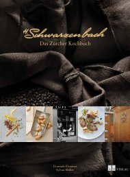 Das Zürcher Kochbuch - AT Verlag
