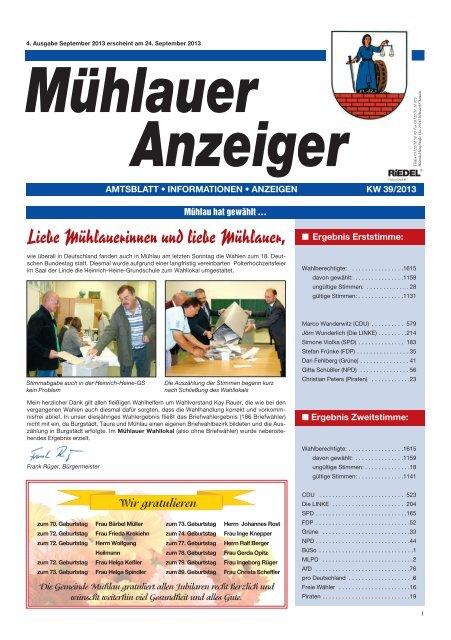 Niederneukirchen er sucht sie markt Partnervermittlung