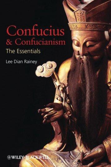 Good Confucianism book (pdf) - Department of Physics
