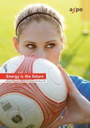 Annual report 2008/09 - Axpo Group