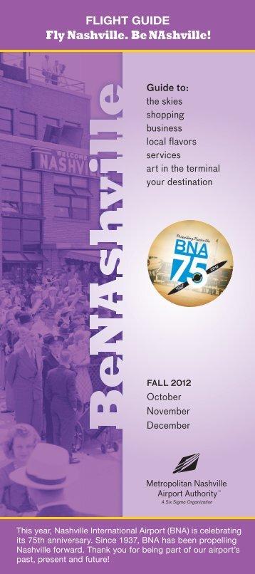Flight Guide - Nashville International Airport