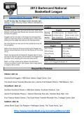 Round 5 (May 17-19) - Nelson Giants - Page 6