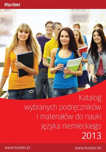 Katalog Hueber Polska 2013