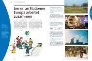 Lernen an Stationen Europa arbeitet zusammen