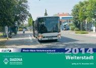 Fahrplanheft 2014 - Weiterstadt
