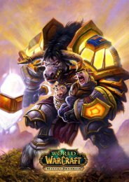Die blutende Sonne - Blizzard Entertainment