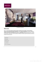 Mercure - Accor