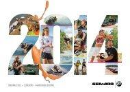 BRP Sea-Doo Zubehör Katalog 2014 - BRP Jet-Action
