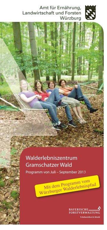 Programm - Treffpunkt Wald