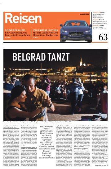Belgrad tanzt