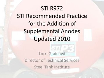 STI R972 Updated 2010 - NEIWPCC