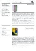 design typography architecture - Niggli Verlag - Page 6