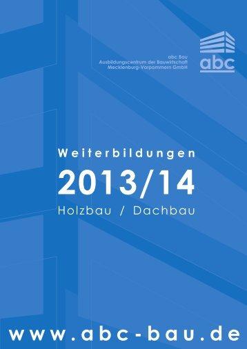 Holzbau / Dachbau - ABC-Bau
