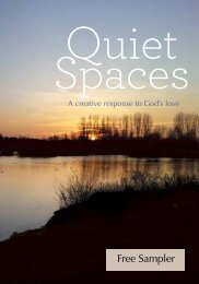 Download your free sampler here - Quiet Spaces