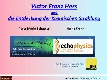 Victor Franz Hess - HEPHY