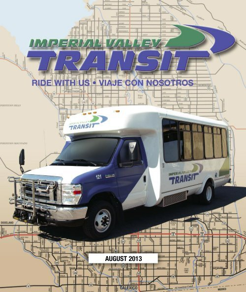 Download Rider Guide - Imperial Valley Transit