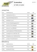 Ersatzteilliste FGS Low-Liner mit Kofferaufbau - Seite 2