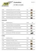 Ersatzteilliste FGS Low-Liner mit Kofferaufbau - Seite 5