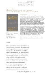 Hg.: Renate Jacobi Der Diwan – Mystische Poesie aus dem 13 ...