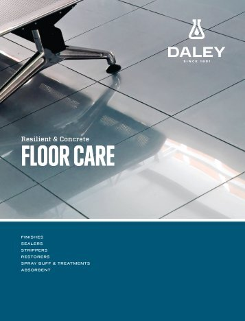 Floor Care - Daley International