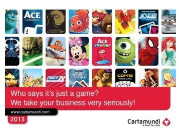 PowerPoint Presentation - Cartamundi