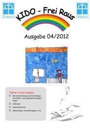 Ausgabe 04/2012 - Kinder- und Jugenddorf Regenbogen eV