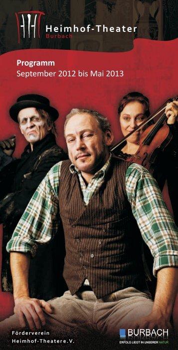 Heimhof-Theater - Burbach erleben