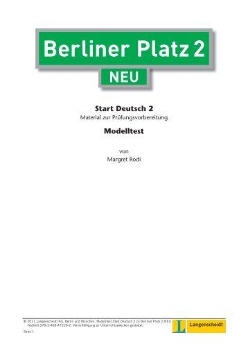 Berliner Platz 2 - klett-langenscheidt.de