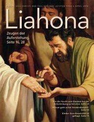 April 2010 Liahona