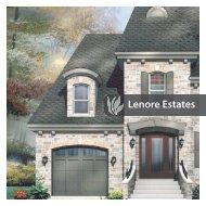 Lenore Estates Comp. (pdf) - Josh Clark Portfolio
