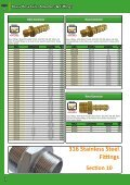 Brass Hosetails, Adaptors & Fittings - Page 2