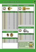 Brass Hosetails, Adaptors & Fittings - Page 5