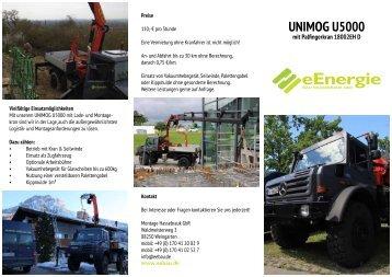 UNIMOG U5000 - eebau.de