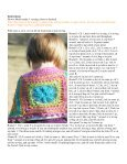 Blooming Toddler Poncho - Page 2