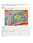 Blooming Toddler Poncho - Page 3