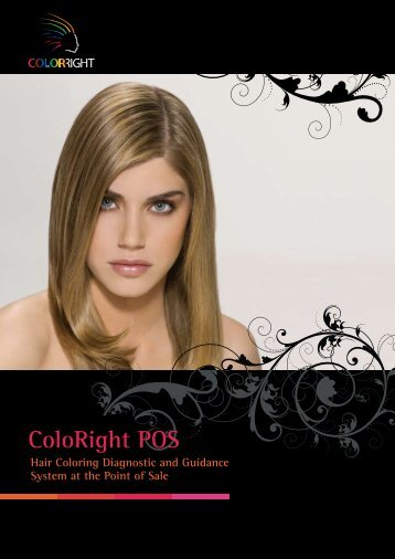 Revolutionizing Retail Hair Coloring - coloright